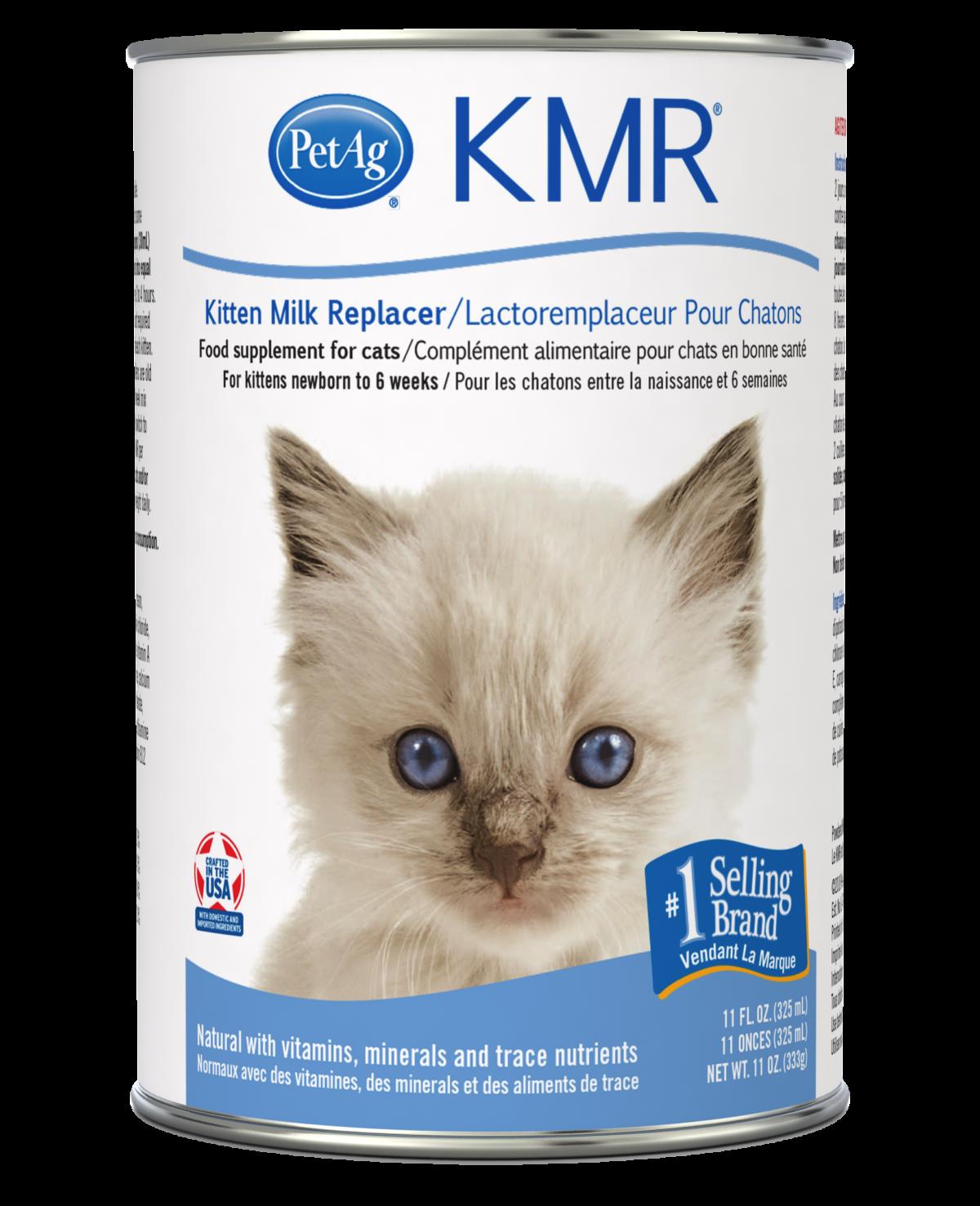 Kmr Kitten Milk Replacer Liquid Petag En Us