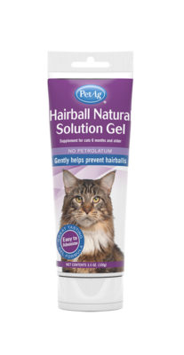 Cat Gel Hairball Natural 3 5Oz 99130
