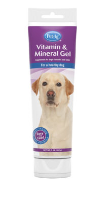 Dog Gel Vitamin Mineral 5Oz 99137