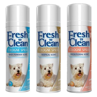 Fresh Nclean Cologne Sprays