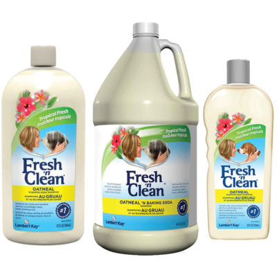 Fresh Nclean Oatmeal Baking Soda Trio
