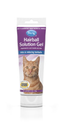 New Cat Hairball 3 5Oz 2