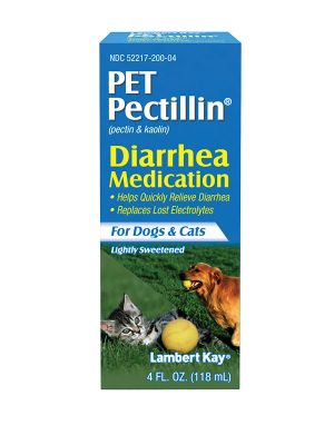 Pet Pectillin Diarrhea Med 4Oz 51130
