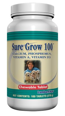 Sure Grow100 Tabs 100Ct 31449