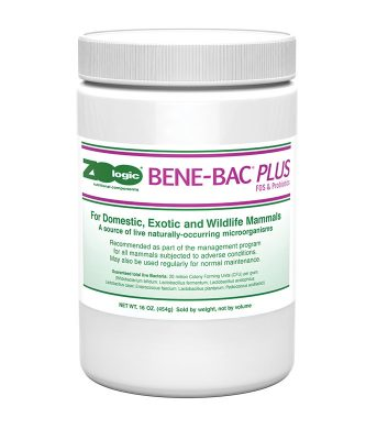 Zoologic Bene Bac Plus 16Oz 99857
