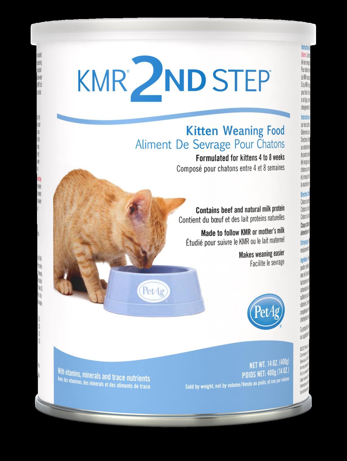 Kmr 2nd Step Kitten Weaning Food Petag En Us
