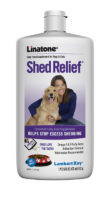 Linatone Shed Relief Dogs 16Oz 11220